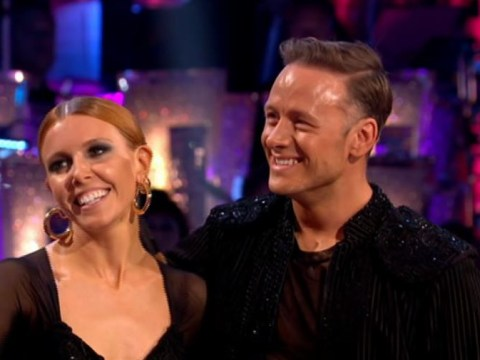 Kevin Clifton and Stacey Dooley return to Strictly Come Dancing after striking up romance