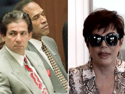 Kris Jenner breaks down in tears as OJ Simpson romance rumours persist 'after 25 years'