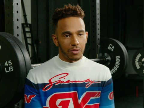 Lewis Hamilton champions veganism as he opens up about weight struggles