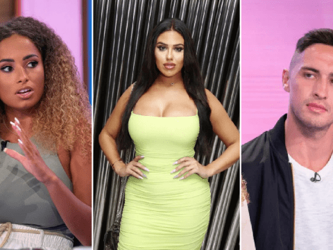 Love Island's Amber Gill speaks out following Greg O'Shea split: 'I'm happy so why's everyone else bothered?'