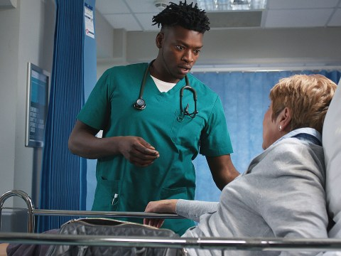 Casualty review with spoilers: Is Mason really nice underneath?