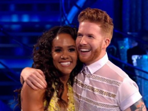 Strictly's Neil Jones gets a celebrity partner for the first time ever and fans are overwhelmed