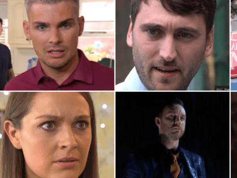Hollyoaks spoilers: Autumn trailer reveals huge stunt, death shock and explosion