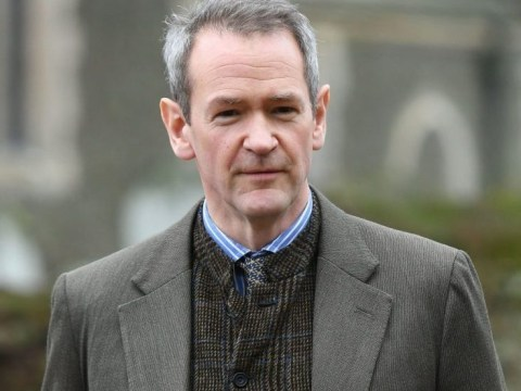 Who is Alexander Armstrong married to and how many children do they have?