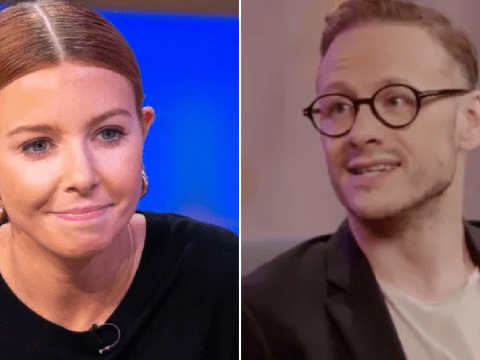 Stacey Dooley praises Kevin Clifton's persistence after being rejected from Strictly Come Dancing twice