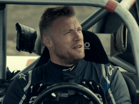 Top Gear's Freddie Flintoff 'could have been killed' in horror crash, claims witness