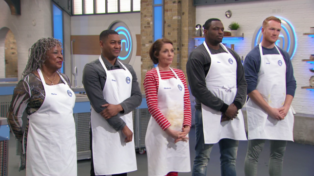 Celebrity MasterChef fans question lack of 'celebrities' in Tuesday's episode