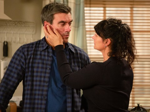 Emmerdale star confirms long-term split for Cain and Moira Dingle