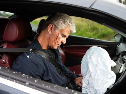 Coronation Street spoilers: Robert Preston left to die in lorry crash tonight