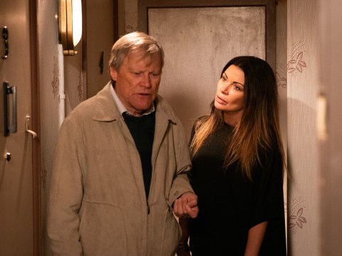 How does Roy Cropper have a secret brother and niece in Coronation Street?