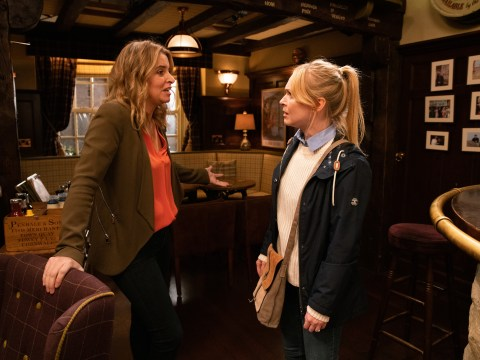 Emmerdale spoilers: Emma Atkins confirms Charity Dingle is 'devastated' after split with Vanessa Woodfield