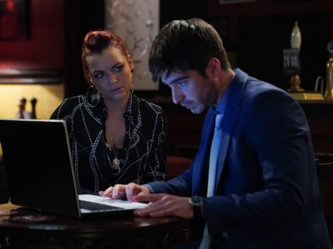 Who is Leo in EastEnders and what does he want with Whitney?