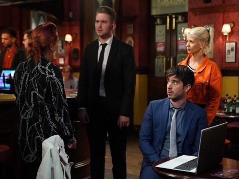 EastEnders spoilers: Callum Highway saves Whitney Dean from evil Leo King?