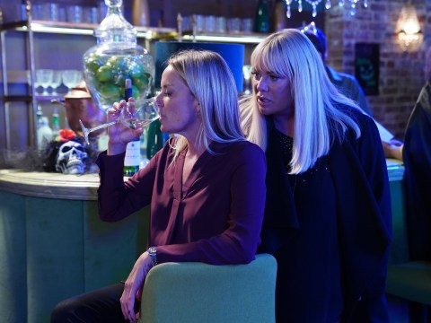 EastEnders spoilers: Sharon Mitchell returns from Portugal as her feud with Mel Owen bubbles
