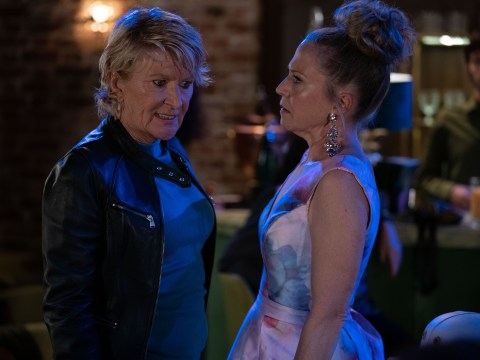 EastEnders spoilers: Linda Carter is in hot water after Shirley's violence