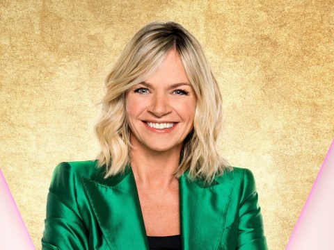 Where is Zoe Ball on It Takes Two and when is she back on the Strictly spin off show?