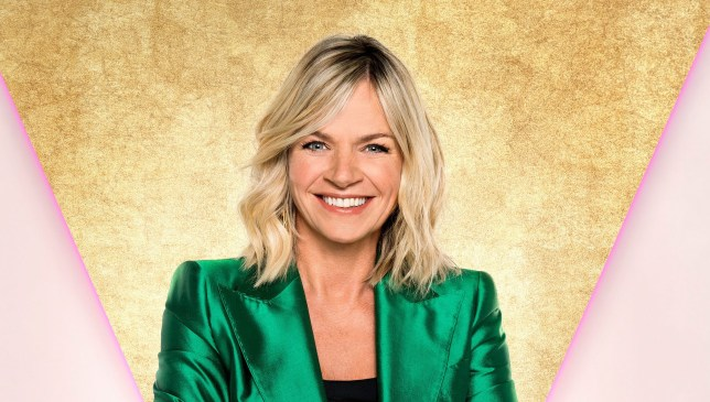 Zoe Ball hosting It Takes Two
