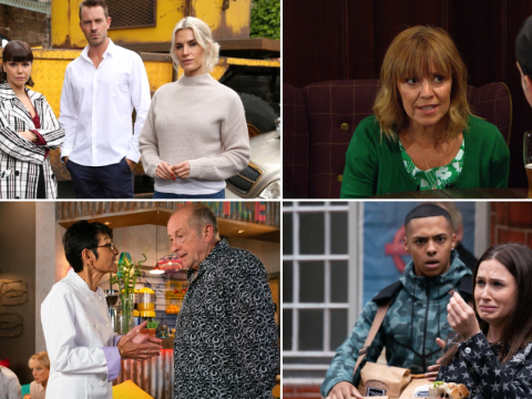 25 soap spoilers: EastEnders secrets revealed, Coronation Street birth, Emmerdale betrayal and Hollyoaks disaster