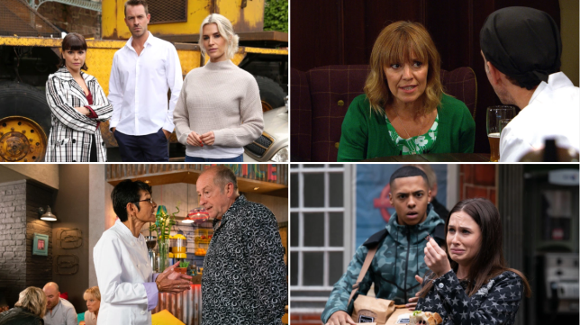 25 soap spoilers revealed