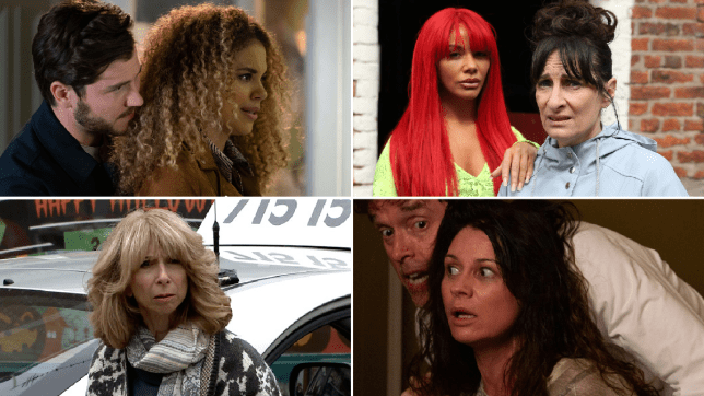 Week 43 EastEnders, Emmerdale, Hollyoaks and Coronation Street spoilers