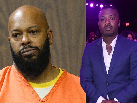 Suge Knight speaks out from prison to confirm Ray J and Nick Cannon movie and book deals