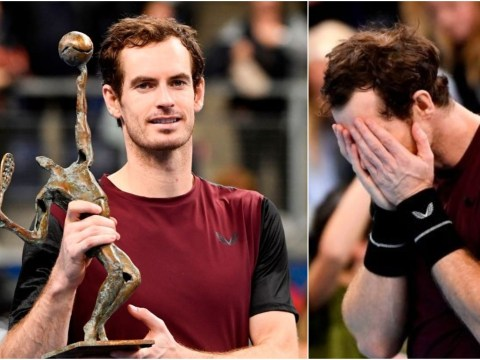 From facing retirement to title winner: Andy Murray completes dream comeback with European Open victory