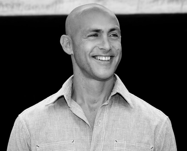 Headspace co-creator Andy Puddicombe talks meditation, mindfulness and how you can be less anxious