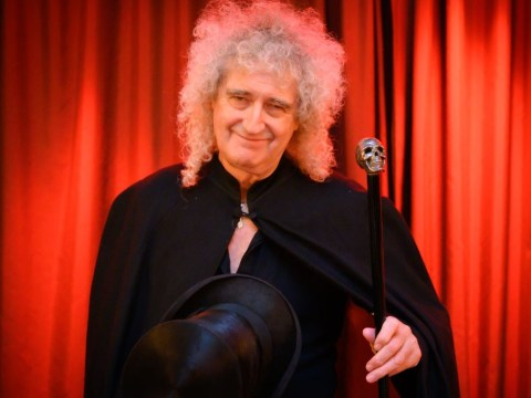 Brian May spends Queen earnings on eerie 'devil cards' as he rules out Glastonbury gig