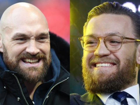 Conor McGregor gives greenlight to Tyson Fury's MMA debut