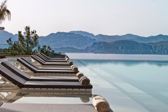 D Maris Bay Resort in Turkey