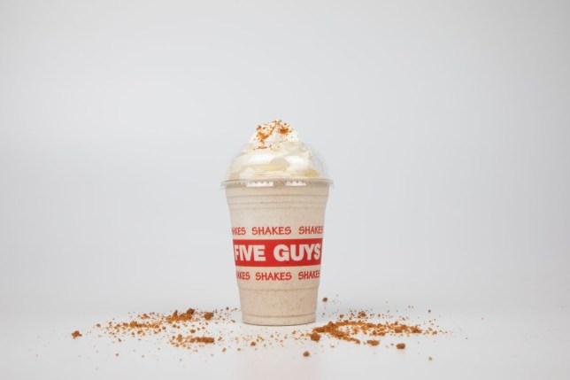 The milkshake
