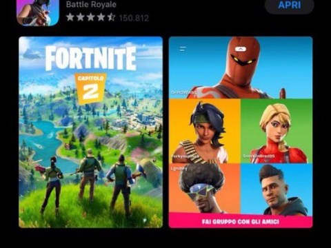 Fortnite Chapter 2 leaked with brand new map and… boats!