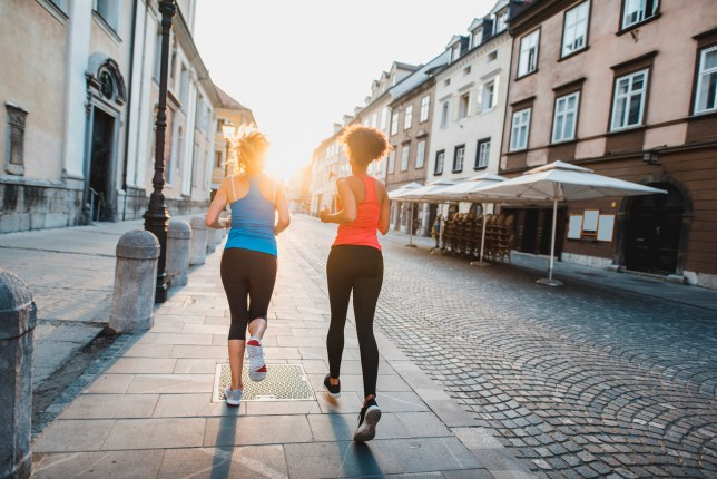 Image result for Exercising before breakfast helps to burn fat quickly