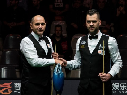 Snooker's European Masters heads to Austria for first ranking event in the country