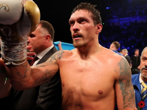 Oleksandr Usyk prefers Deontay Wilder showdown to fights against Anthony Joshua or Tyson Fury