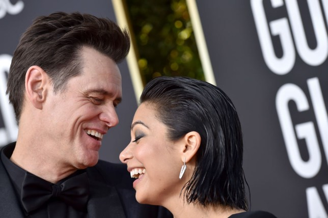Jim Carrey 'splits' from girlfriend Ginger Gonzaga after less than a year of dating