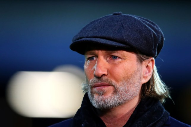 Robbie Savage has not enjoyed watching his former team Manchester United slip further and further behind Liverpool