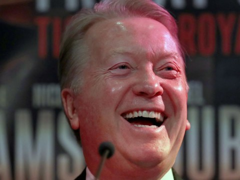 Frank Warren slams Derek Chisora for 'nonsense' dinosaur comments