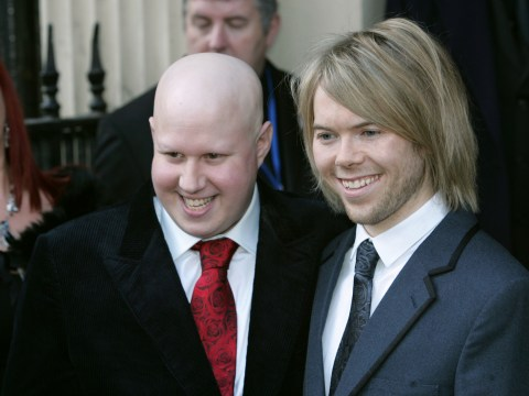 When did Matt Lucas and Kevin McGee marry as the comedian pays tribute to his late husband on Instagram?