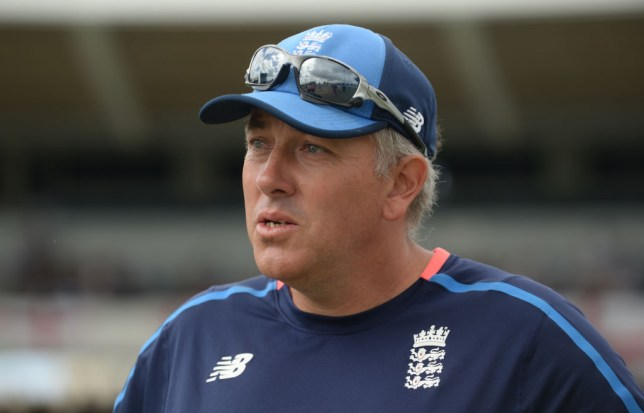 Chris Silverwood was appointed as England head coach on Monday