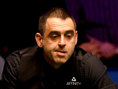 Ronnie O'Sullivan claims he 'hasn't played as bad as this for eight or nine years'