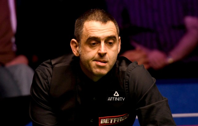 Ronnie O'Sullivan in latest dig at World Snooker: 'They probably didn't the budget to get some decent rests'