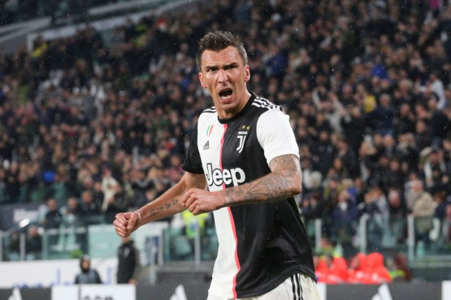 Mario Mandzukic could be heading to Manchester United in January