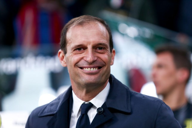 Massimiliano Allegri is keen on a move to England