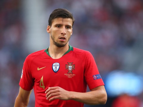 Manchester United eyeing Ruben Diaz as centre-back partner for Harry Maguire but Benfica want £80m
