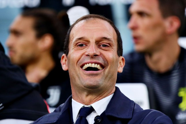 Massimiliano Allegri is reportedly 'very close' to becoming Manchester United manager