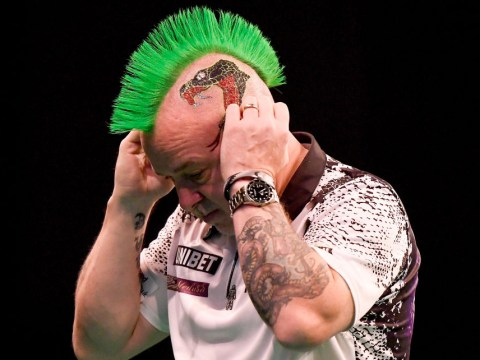 Peter Wright looks to move on from yet another heartbreaking final defeat to Michael van Gerwen