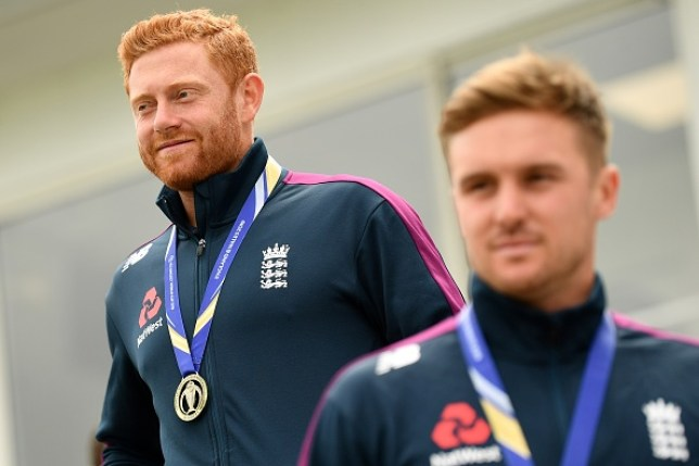 Jonny Bairstow has been dropped from England's Test squad following the Ashes