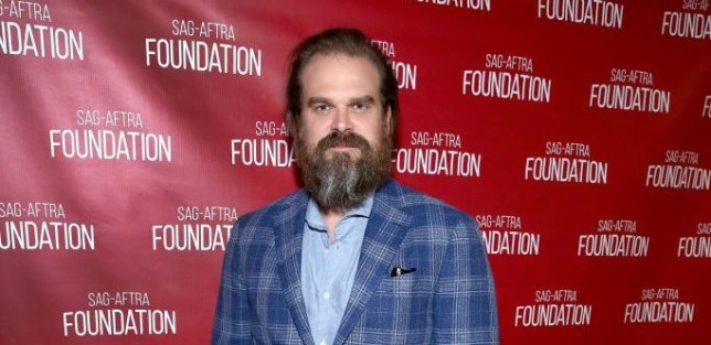 Stranger Things star David Harbour thinks acting has been a 'lifeline' after being diagnosed with bipolar