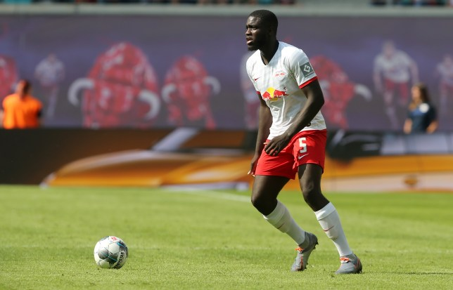 Arsenal reportedly had a bid rejected for Dayot Upamecano in the summer